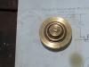 Machined brass 'Male' tool