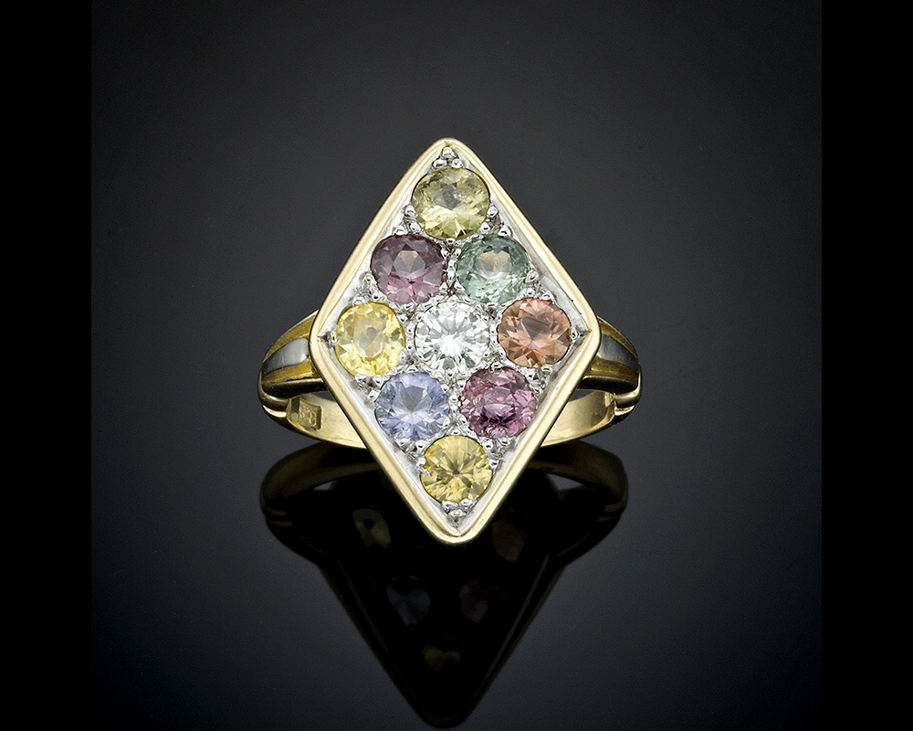 Harlequin Ring